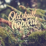 Oldskull : Tropical V.2