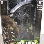 NECA Reel Toys Alien Fully Articulated Action Figure 18 inch