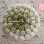 Muccha Green Tea Cake