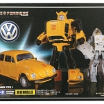 Transformers Masterpiece MP-21 Bumblebee TAKARA NEW