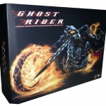 Hot Toys MMS133 Ghost Rider & Hell Cycle 1/6 Scale Collectible Figure NEW