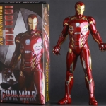 Crazy Toys Iron Man Mark XLV MK 45 1/6 30cm NEW