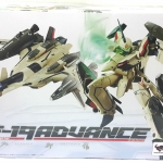 DX Chogokin VF-19 Advance Macross Frontier Lot. JP NEW