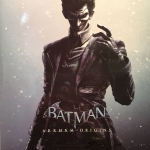 Play Arts Kai Joker Batman Arkham Origins NEW