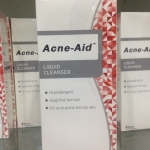 Acne aid cleanser 100ml