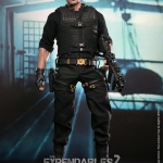 Hot Toys - MMS194 - Barney Ross The Expendables 2