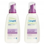 Cetaphil dermacontrol oil-control foam wash 235ml 2 ขวด