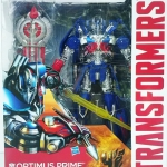 Transformers ทรานสฟอร์เมอร์ Age of Extinction Leader Class AD-01 Optimus Prime TAKARA NEW