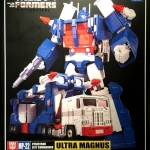 Transformers Masterpiece MP-22 Ulatra Magnus TAKARA NEW