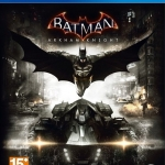 PS4 Batman Arkham Knight NEW