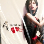Hot Toys VGM 16 Biohazard 4 HD: Ada Wong 1/6th scale Collectible Figure NEW