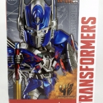 Kids Logic Mecha Nations 04 Transformers Optimus Prime LED Light Up NEW