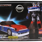 Transformers Masterpiece MP-19 Smoke Screen TOMY TAKARA NEW