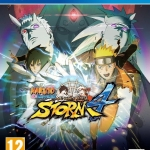PS4 Naruto Shippuden Ultimate Ninja Storm 4 NEW
