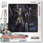 "Revoltech Series No.127 Naked Jehuty from ""Zone of the Enders"" NEW"