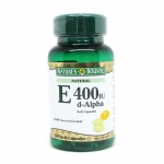 Nature bounty Vitamin E 400 100เม็ด