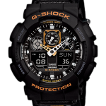 นาฬิกา คาสิโอ Casio G-Shock Limited model Military Cloth Series รุ่น GA-100MC-1A4
