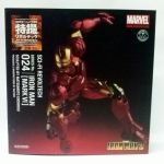 Revoltech Sci-fi Series No.024 Iron Man Mark VI NEW