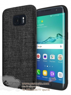 เคสหลังลายผ้า Samsung Galaxy S7 Edge [Esquire Series] จาก Incipio Preston [Pre-order USA]