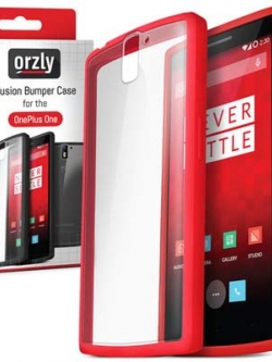 Bumper case ONE PLUS ONE จาก ORZLY [หมด]