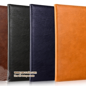 เคสหนังแท้ Apple iPad Air 1/2, iPad 2/3/4, iPad mini 1/2/3 และ iPad mini4 จาก Orange Monkey [Pre-order]