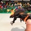Transformers Prime Beast Hunters Beast Fire Predaking Ultimate Class NEW thumbnail 8