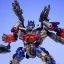 Revoltech Sci-Fi No.030 : Optimus Prime - Transformers Dark Of The Moon NEW thumbnail 20