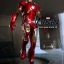 Hot Toys MMS 185 The Avengers Iron man Mark VII Limited Edition NEW thumbnail 5