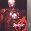 Hot Toys MMS 196 Iron Man Mark VII Battle Damaged Version The Avengers Exclusive Movie Promotion NEW thumbnail 3
