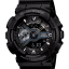 นาฬิกา คาสิโอ Casio G-Shock Standard Analog-Digital รุ่น GA-110-1B (BLACK HAWK) thumbnail 1