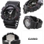 "นาฬิกา คาสิโอ Casio G-Shock Standard Analog-Digital รุ่น GA-120-1A ""Black Spiderman"" thumbnail 2"