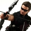 Hot Toys MMS172 - The Avengers Hawkeye Limited Edition Collectible NEW thumbnail 13