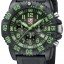 นาฬิกา Luminox รุ่น LUMINOX 3097 Men's Navy SEAL Green Colormark Chronograph thumbnail 1