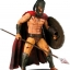 NECA 300: King Leonidas 12-Inch Action Figure With Sound thumbnail 2