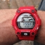 "นาฬิกา คาสิโอ Casio G-Shock Standard digital รุ่น G-7900A-4DR "" G-Rescue Red"" thumbnail 4"