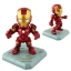 IRON MAN MARK III LIGHT-EMITTING FUNCTION FIGURINE NEW thumbnail 6
