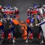 Revoltech Sci-Fi No.040 : Jetwing Optimus Prime - Transformers Dark Of The Moon NEW thumbnail 5