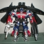 Transformers OPTIMUS PRIME BUSTER + JETFIRE Re-Product Pack TAKARA TOMY NEW thumbnail 2
