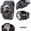 นาฬิกา คาสิโอ Casio G-Shock Standard Analog-Digital รุ่น GA-110-1B (BLACK HAWK) thumbnail 2