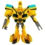 Transformers Prime Robots in Disguise Deluxe Class Autobot Bumblebee Figure NEW thumbnail 2