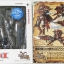 Revoltech Series No.123 EX Monster Hunter Swordsman Azure Rathalos NEW thumbnail 2