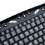 Signo KM-710 Multimedia Keyboard with USB+PS2 thumbnail 1