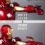 Hot Toys MMS 185 The Avengers Iron man Mark VII Limited Edition NEW thumbnail 12