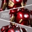 Hot Toys MMS 185 The Avengers Iron man Mark VII Limited Edition NEW thumbnail 9