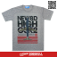 เสื้อยืด OLDSKULL EXPRESS HD 72 | TOP DRY GREY