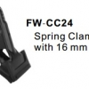Batteries, Chargers, On-Camera Light Accessries, Cases & Bags FW-CC24