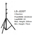 Lighting Stands&Background LS-J220T