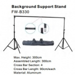 Lighting Stands&Background FW-B330