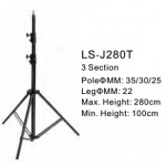 Lighting Stands&Background LS-J280T
