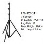 Lighting Stands&Background LS-J200T
